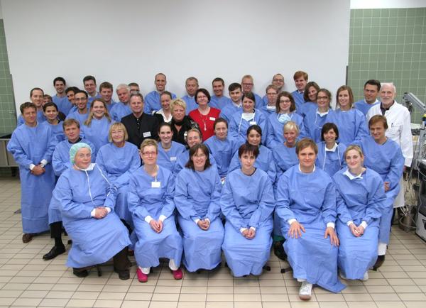 Klinische Anatomie: Institut für Anatomie